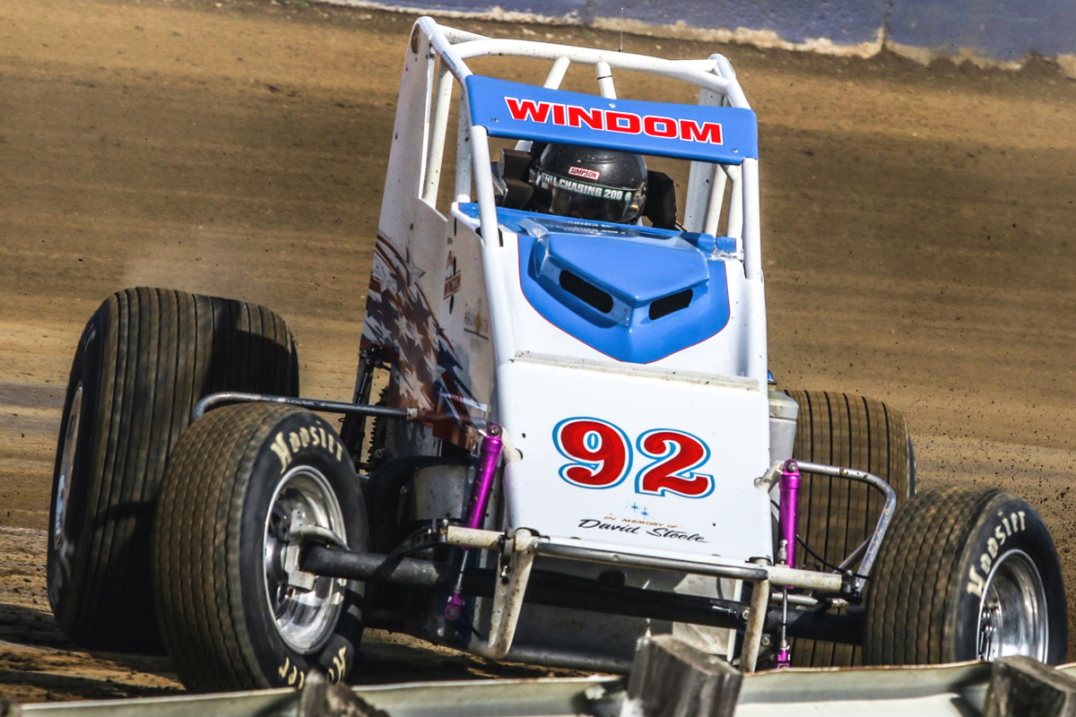 Illini Windom Seeks History and Title in Bettenhausen