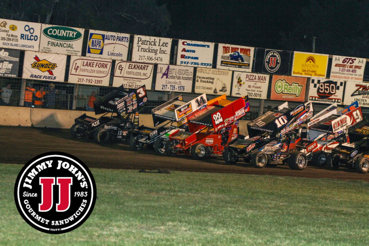 Jimmy John's Becomes a Proud Sponsor of Lincoln Speedway Racing