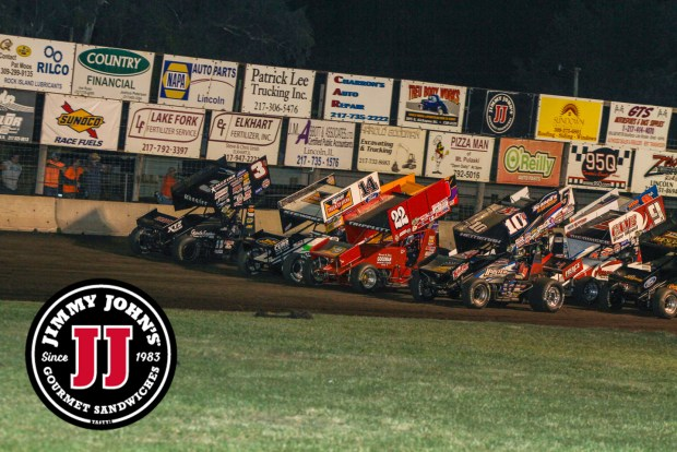 Jimmy John S Becomes A Proud Sponsor Of Lincoln Speedway Racing