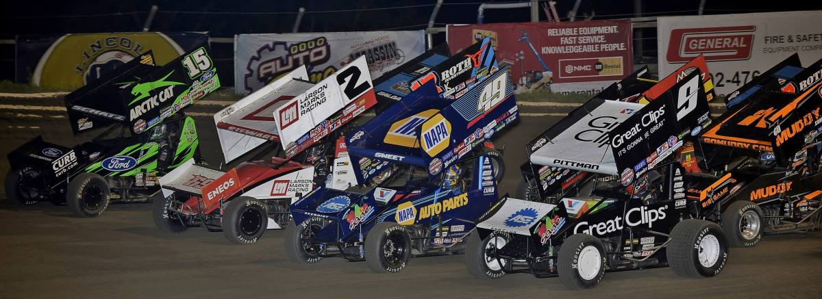 World of Outlaws return to Lake Ozark Speedway in Missouri next season for first time since 2007