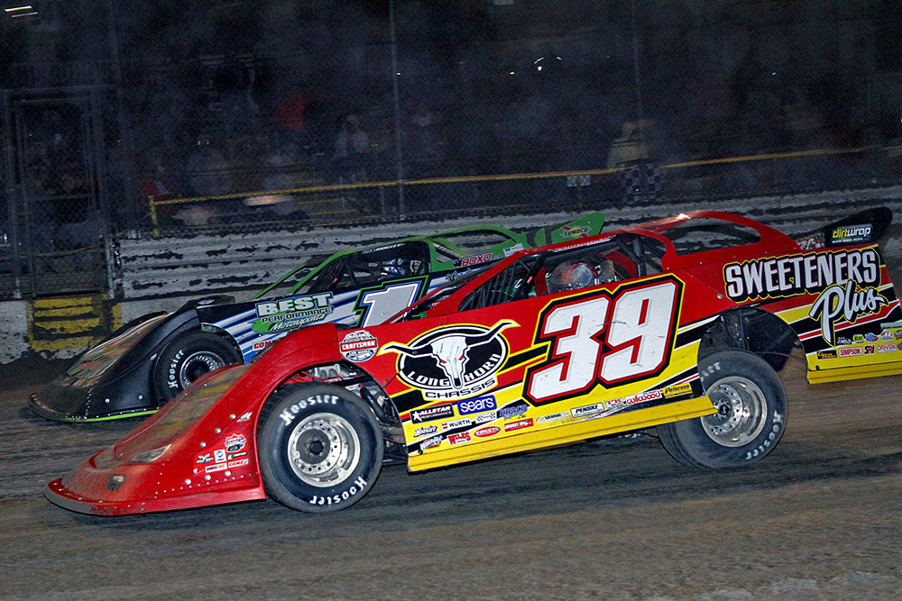 Jim Denhamer's photos of the DIRTcar Nationals at Volusia Speedway Park - 2/14/18