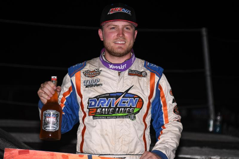 "FLORIDA IS SUNSHINE'S STATE AFTER WINNING ""WINTER DIRT GAMES"" NIGHT 2"