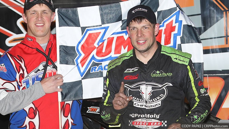 Strickler tickles USMTS winners circle in King of America VIII opener