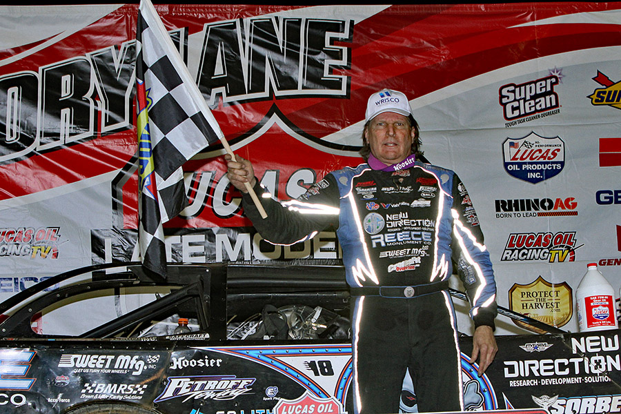 Bloomquist Banks First Port Royal Victory