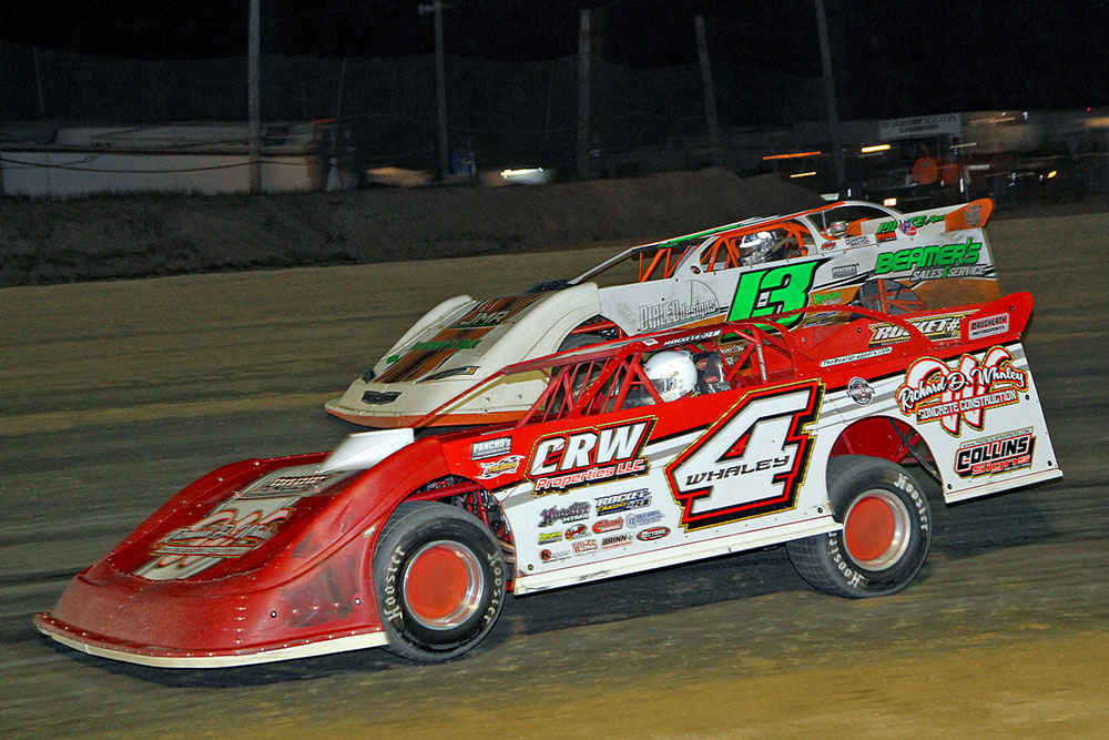 Jim Denhamer's photos from Georgetown Speedway's RUSH & Big Block Modified event - 4/19/18