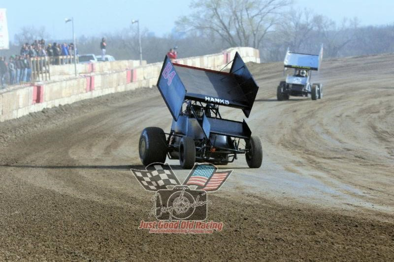 Brandon Hanks Pumped for World of Outlaws Races in West Memphis and Pevely