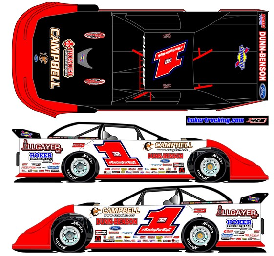 Dunn Benson Motorsports And Bobby Pierce To Pay Tribute To