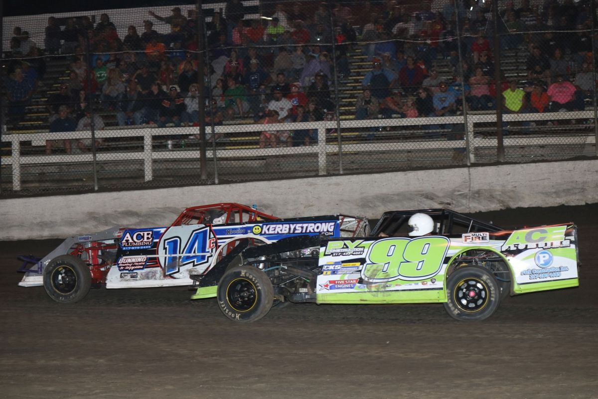 Macon IL Speedway Saturday Firecracker 40's Preview