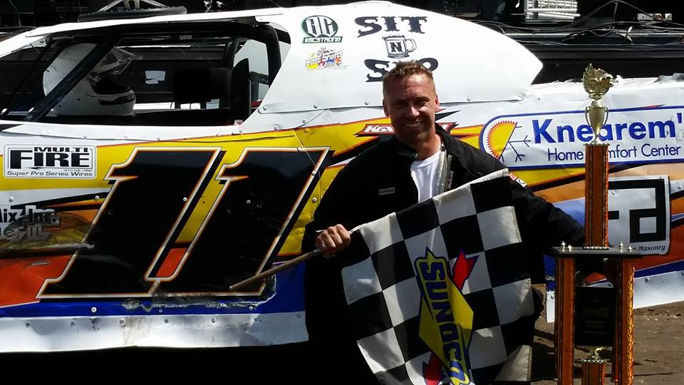 Nichols Becoming a Springfield Mile Legend