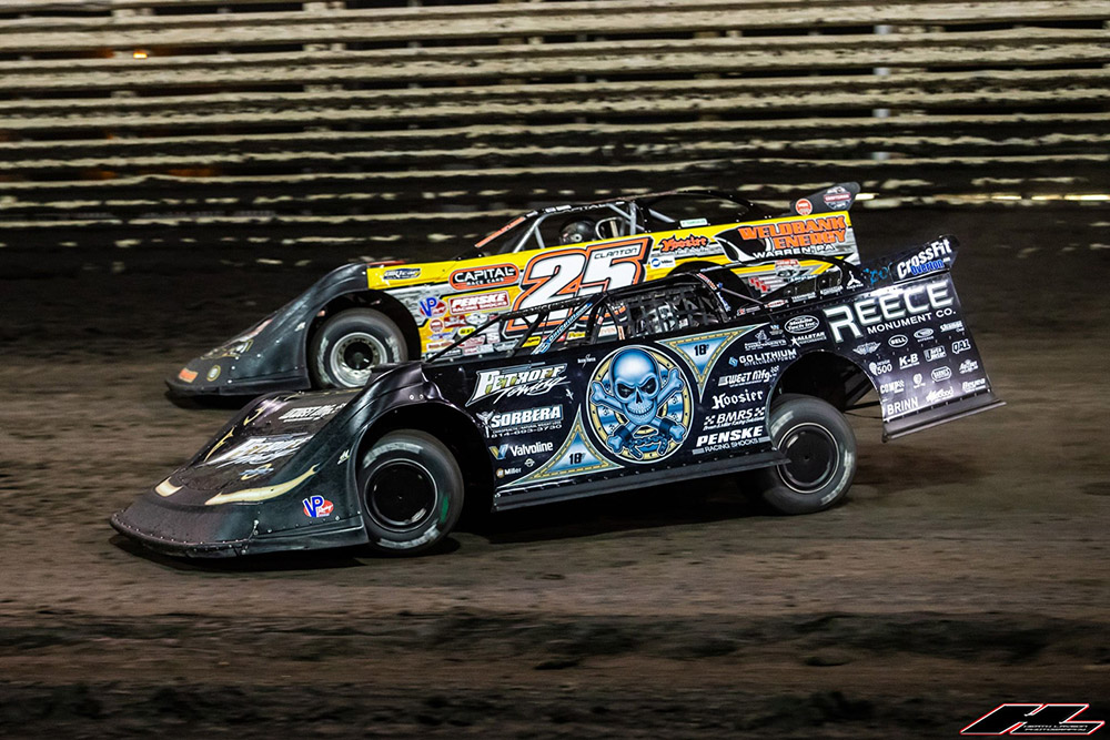Scott Bloomquist Finishes Fourth in Lucas Oil Late Model Knoxville Nationals; Announces Entry into USRA Fall Nationals at Southern New Mexico Speedway