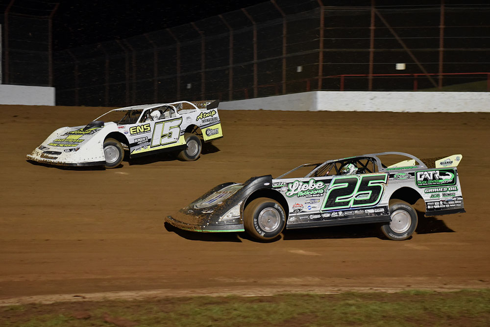 Lloyd Collins Photos from Lucas Oil Speedway's MLRA Championship - 10/13/18