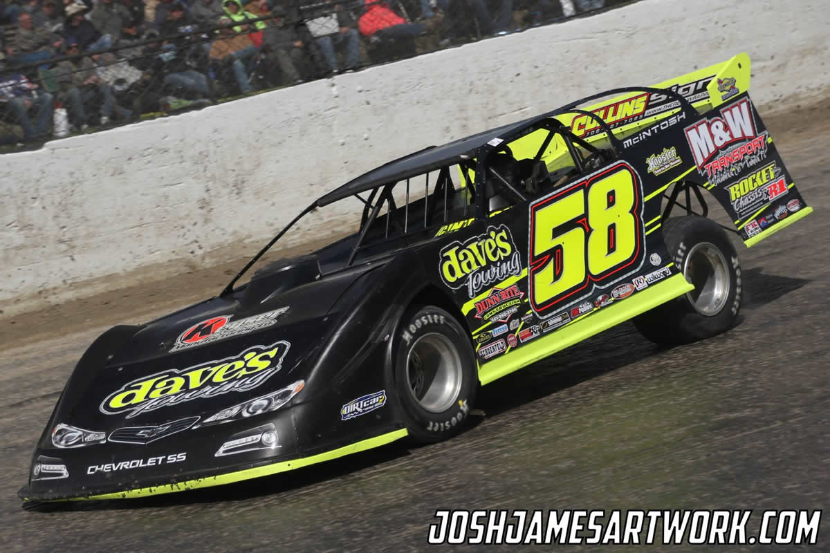 Brandon Sheppard to Drive for Big Frog Motorsports at the National 100