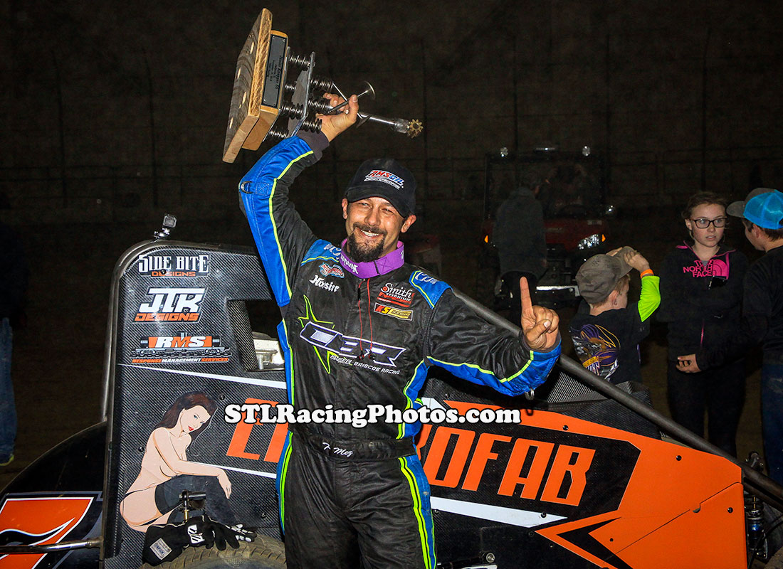 NEW RIDE, NO PROBLEM; T-MEZ CLOSES OUT 2018 WITH KNEPPER 55 WIN