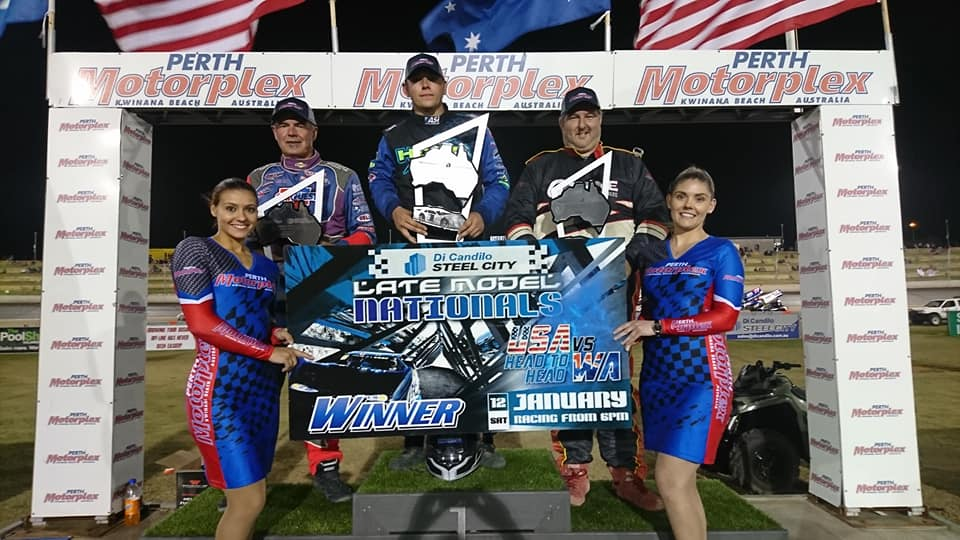 Tyler Erb wins the Nationals in Western Australia!
