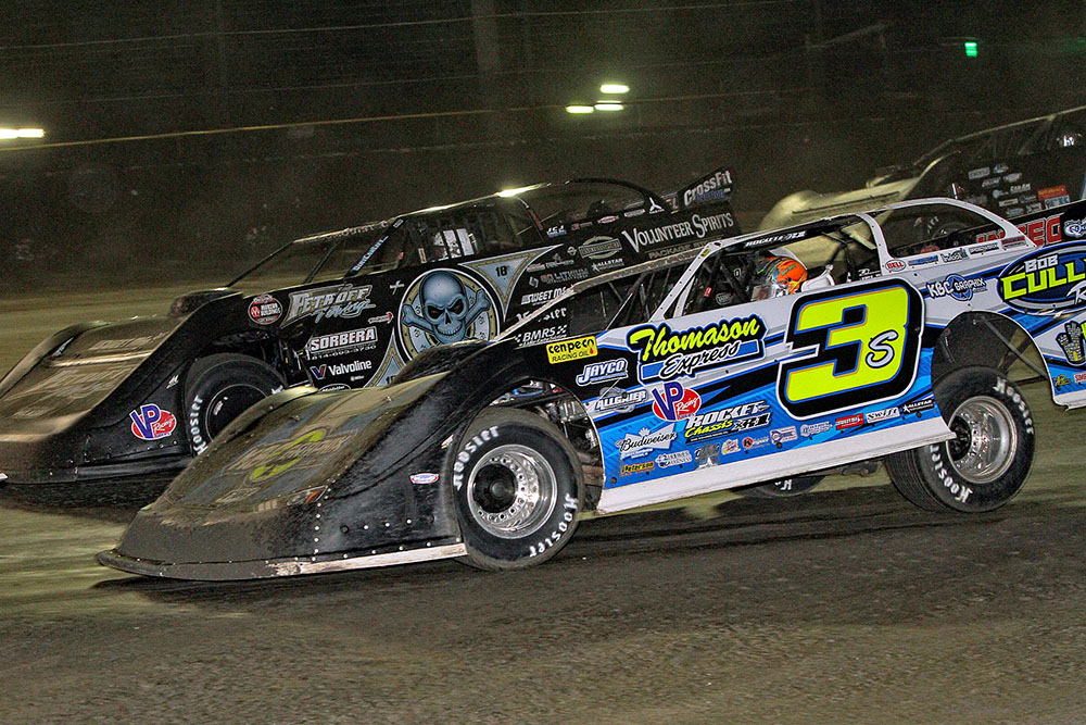Jim DenHamer's photos from Volusia Speedway Park's DIRTcar Nationals - 2/16/19