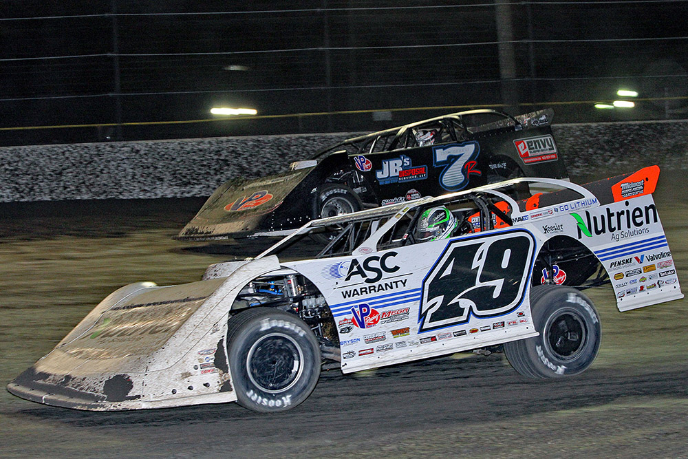 Jim DenHamer's photos from Volusia Speedway Park's DIRTcar Nationals - 2/13/19