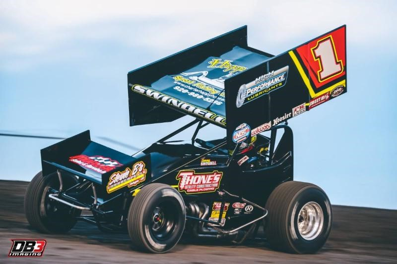 Swindell Heading Into World of Outlaws Weekend at Lake Ozark, Federated Auto Parts Raceway at I-55 and Jacksonville