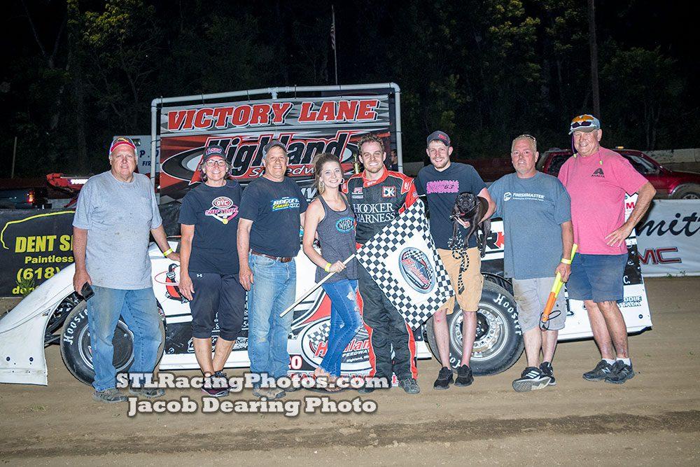 Highland Speedway Results  - 5/18/19