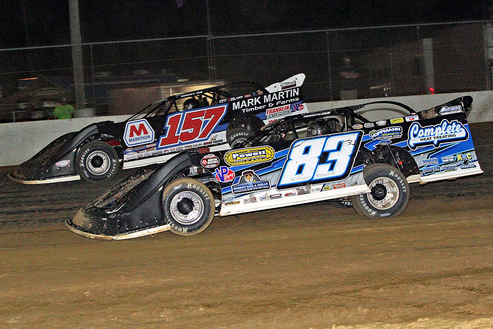 Jim DenHamer's photos from Brownstown Speedway's American Ethanol Late Model & Mod events - 5/18/19