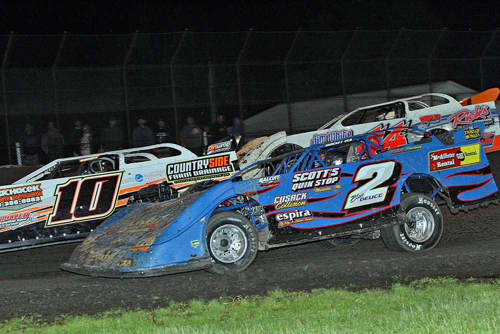 Jim DenHamer's photos from Gas City I-69 Speedway's American Ethanol Series Event - 5/19/19
