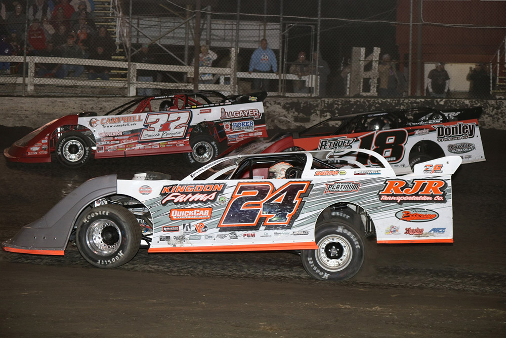 Macon IL Speedway Set For Twin 50's On Memorial Day Monday