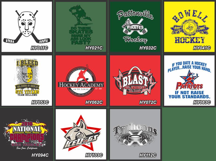nhl jersey logos