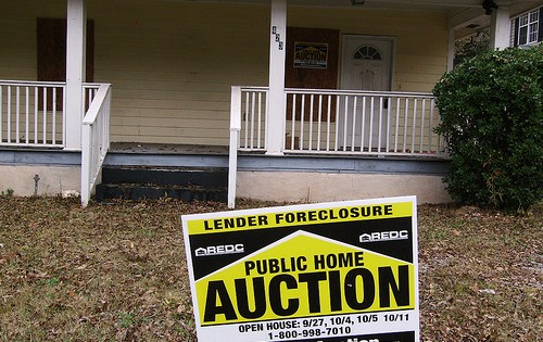 Saint Louis County Foreclosure Auction