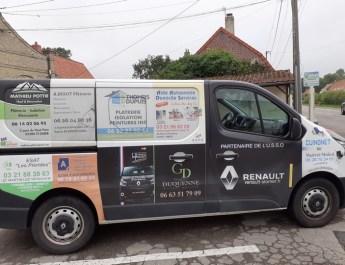 Prêt d'un minibus au profit des associations de la ville