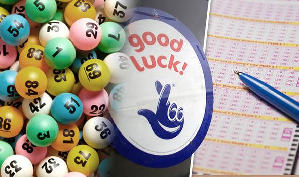 Lottery good luck