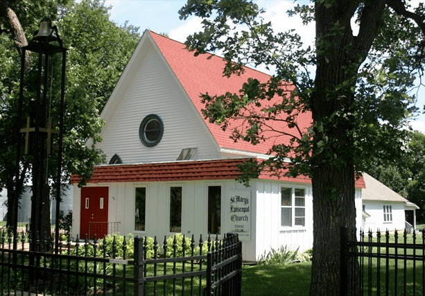 St. Mary's Episcopal Church - Afton