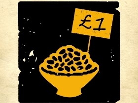 Image of a bowl of food for a pound
