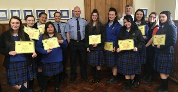 St Mary's HFC Glasnevin | TAG Programme Graduation