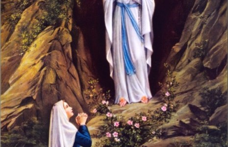 Our Lady of Lourdes: Day of Pilgrimage for Healing The Church of the Immaculate Conception, Stratherrick Saturday 11 February 2017