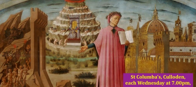 """From the Dark Wood to the Beatific Vision: Journeying Through Lent with Dante"""