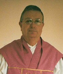 Father David - 5th Vicar of Kenton