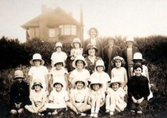 Winnie Brazell and the Brownies