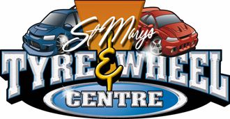 St Marys Tyre and Wheel Centre Logo