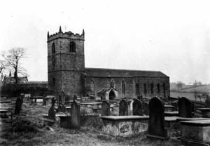 Woodkirk Churchyard | St Mary's Parish Church