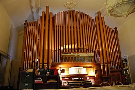 Organ St Matts