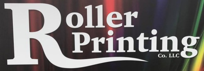 Roller Printing Logo