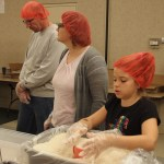 Bi-Annual Meal Packing Event Begins Fund Raising