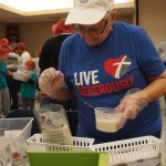 Meal Packing Fund Raising Exceeds 60% of Goal