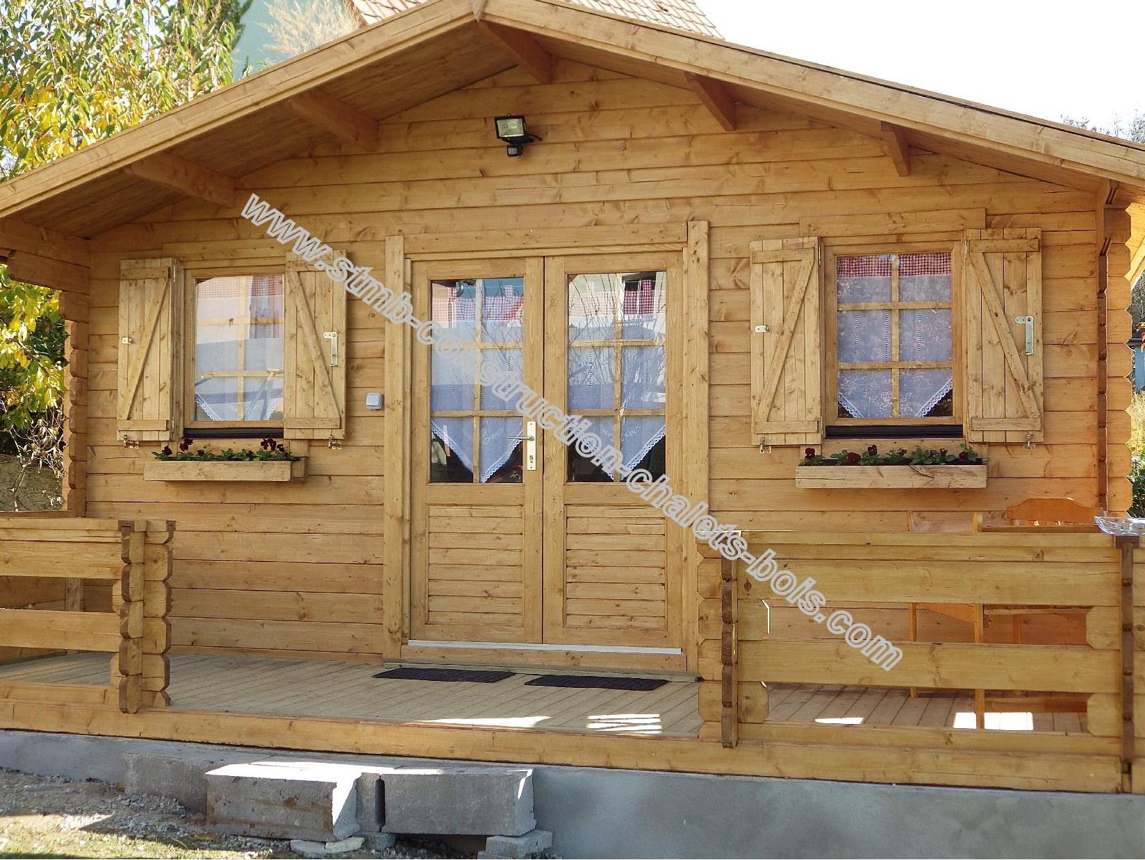 Cabane De Jardin 20m2