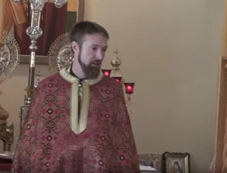 Fr. Benjamin Kjendal – September 15, 2019 Sermon