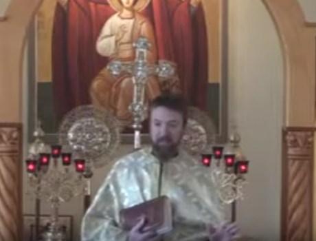 Fr. Benjamin Kjendal – February 16, 2020 Sermon