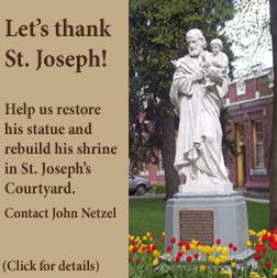 Help us thank St. Joseph!