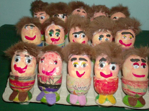 Humpty Dumpty Eggs