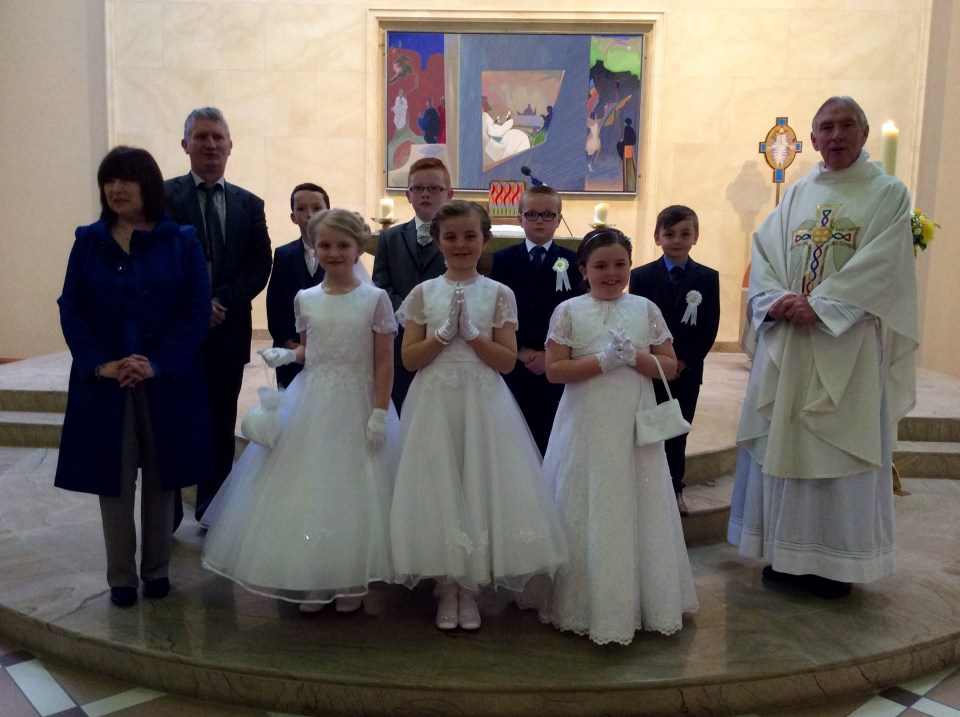 2015/16 First Holy Communion