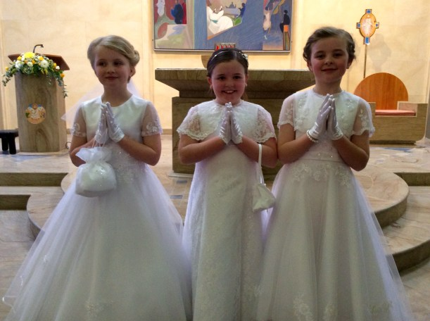 2015/16 - First Communion