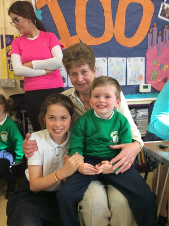 2016/17- Grandparents Day Celebration